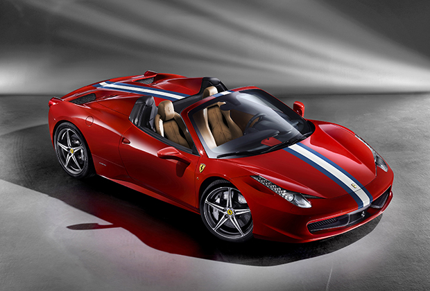 458 Spider Tailor-Made