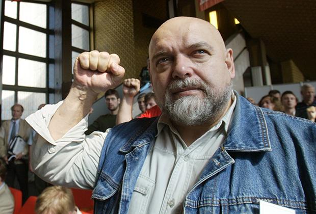 Председатель Исламского комитета России Гейдар Джемаль