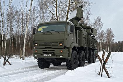 ЗРПК «Панцирь-С1»
