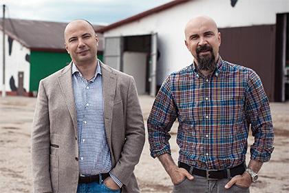 Станислав и Владислав Чебурашкины