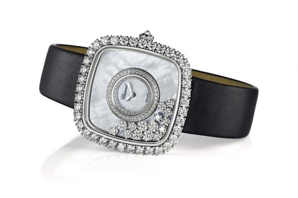 Часы Happy Diamonds, Chopard