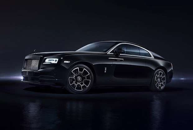 Rolls-Royce Wraith Black Badge Edition