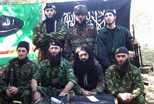 Эмиссар «Аль-Каиды», главный координатор международных террористов на Северном Кавказе Догер Севдет, также известный как Абдулла Курд, 2006 год