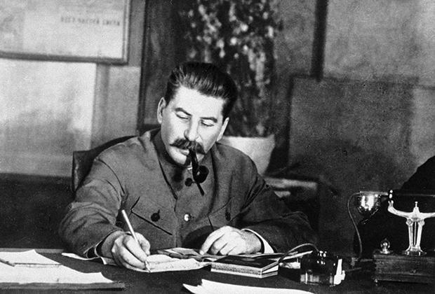 Иосиф Сталин, 1938 год