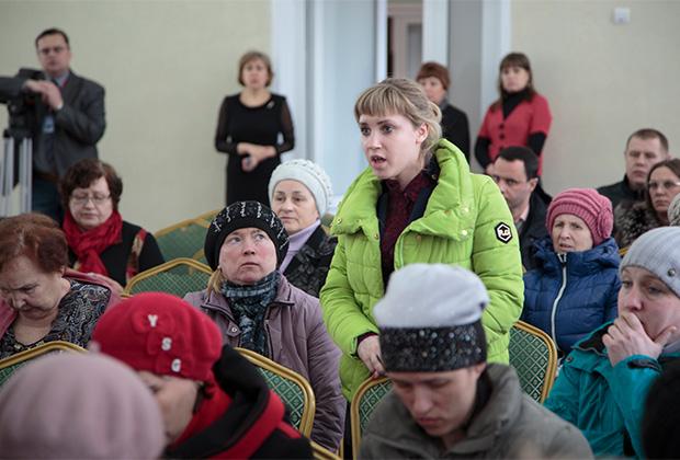 Директору завода Александру Козлову в тот день задали много неприятных вопросов
