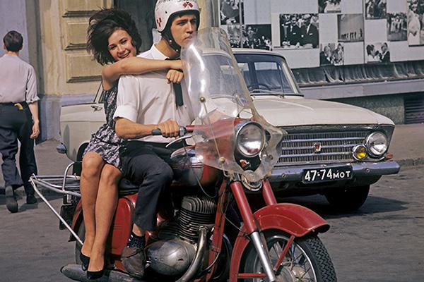 Москва, 1967 год