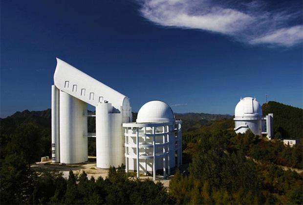 Обсерватория LAMOST