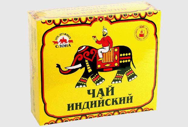 Чай со слоном