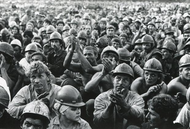 Первая крупная шахтерская забастовка Кузбасса — Междуреченск, июль 1989 года