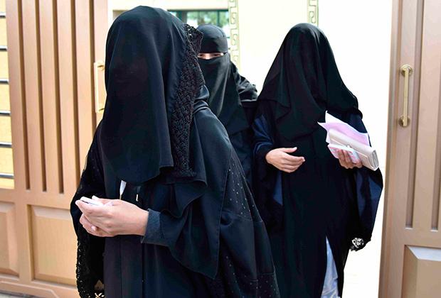 В 2015 году женщин Саудовской Аравии впервые допустили к участию в выборах