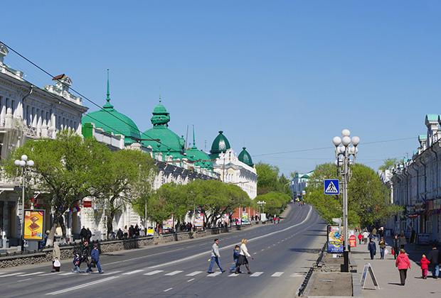 Улице Ленина так и не удалось вернуть дореволюционное имя