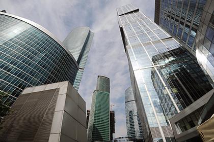 "C небоскреба в ""Москва-Сити"" упал мужчина"