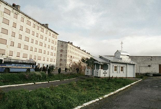 Поселок Видяево