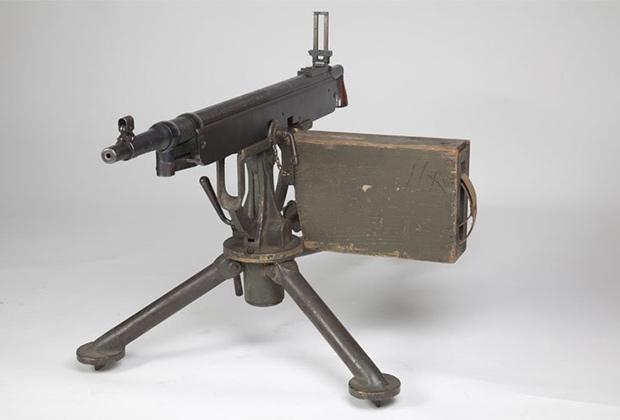 Станковый пулемет М1895/1914 «Кольт»