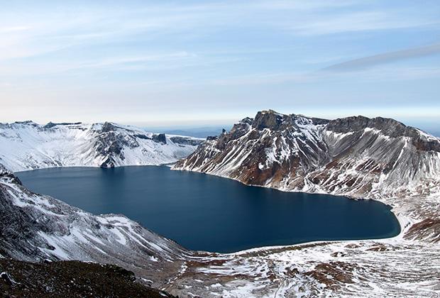 Озеро Чхонджи