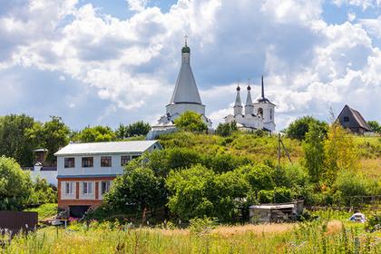 Спасо-Преображенский Воротынский женский монастырь, Калуга
