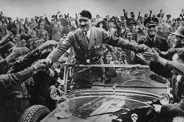 Гитлер и его поклонники