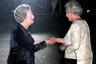 Одна из встреч с Маргарет Тэтчер, 2005 год, Лондон. Премьер-министр Великобритании умерла в 2013 году в возрасте 87 лет.