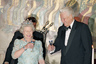Встреча с Борисом Ельциным, 1994 год, Кремль. Первый президент России умер в 2007 году в возрасте 76 лет.