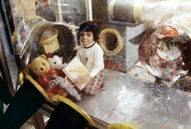 Изолятор для ребенка с тяжелым иммунодефицитом разработали инженеры NASA