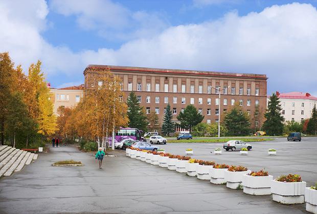 Музей геологии и минералогии Апатитов