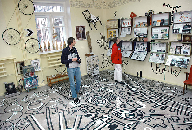 Музей Ерофеева в Кировске
