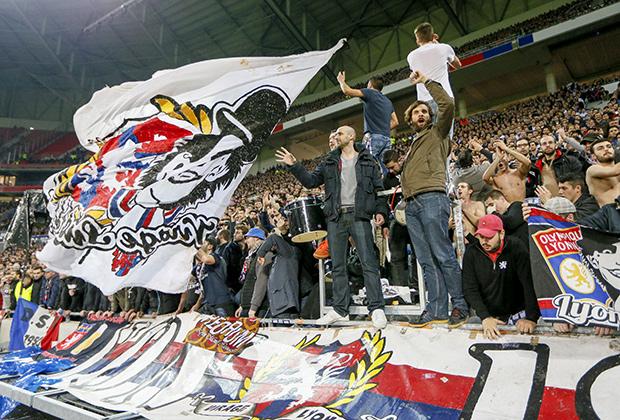 «Олимпик» (Лион) — одна из самых титулованных и популярных команд Франции