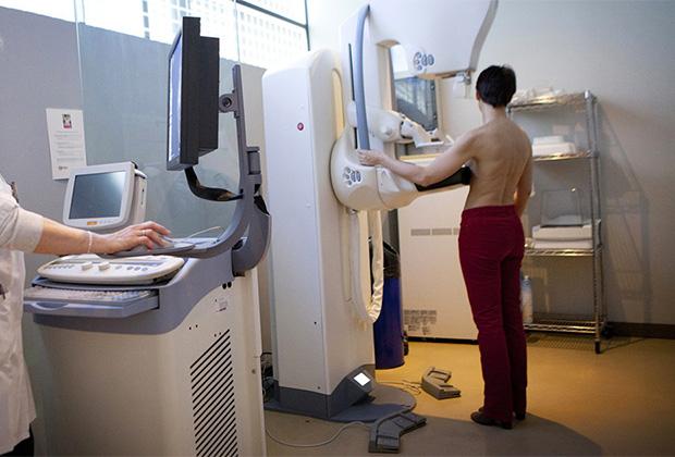 Кабинет маммографии