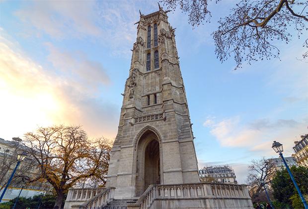 Церковь Сен-Жак-де-ла-Бушери