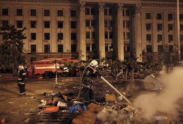 По официальным данным, 2 мая 2014 года в Одессе погибли 48 человек, свыше 200 пострадали