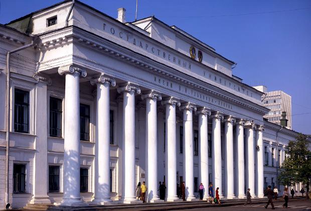 В Казанском университете в разное время трудилось немало выдающихся ученых