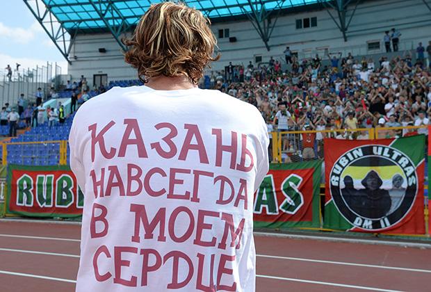 В городе, где русских и татар примерно поровну, нет никакой национальной нетерпимости