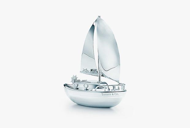 Копилка Sailboat, Tiffany & Co.