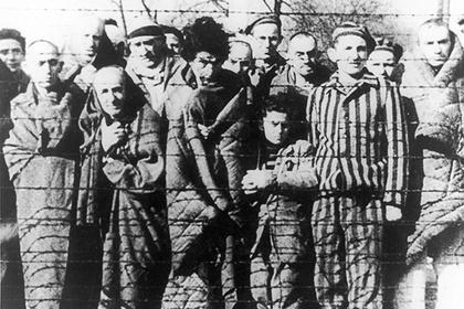 Узники Аушвица, 1944 год