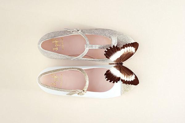 Туфли для девочки, Il Gufo
