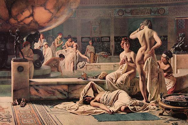 Тайны Римской империи раскрыл неаполитанский водопровод: История ...