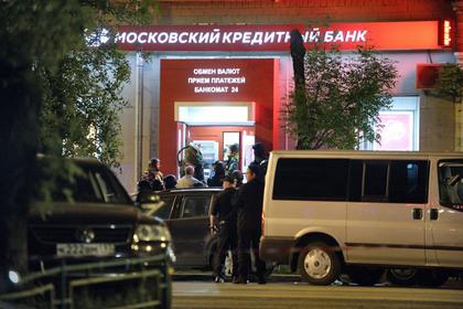 Личность захватчика заложников в столице устанавливается