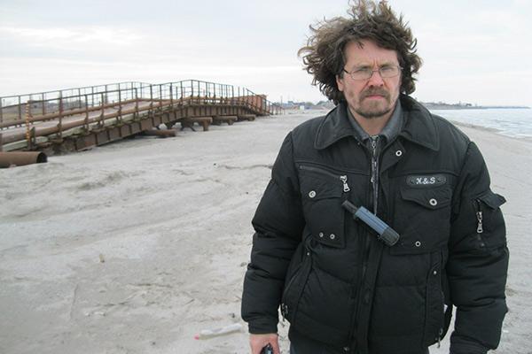 Координатор «Экологической вахты по Северному Кавказу» Андрей Рудомаха