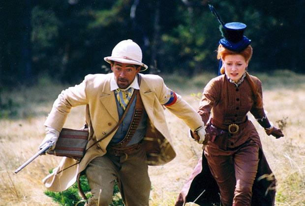 Кадр из фильма «Турецкий гамбит»