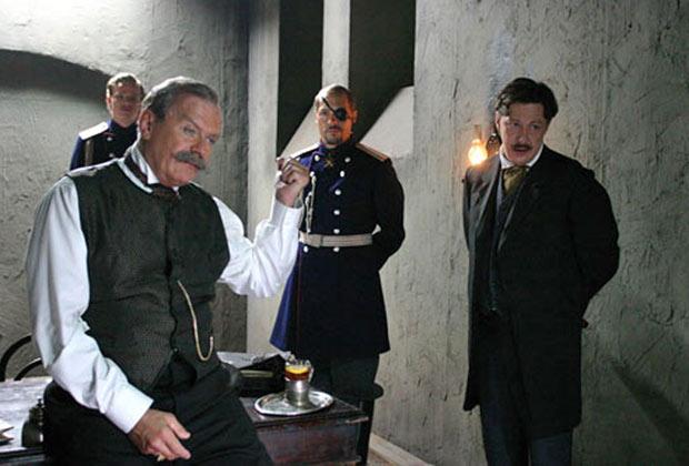 Кадр из фильма «Статский советник»