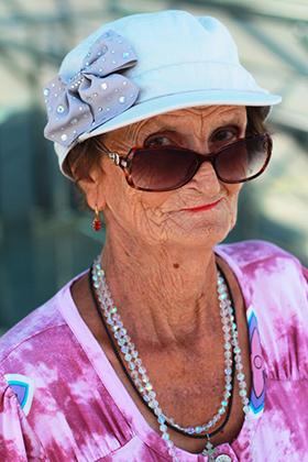 Валентина Николаевна, 75 лет,  дежурная по этажу в санатории