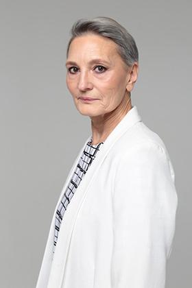 Людмила, 62 года, работала в НИИ, модель агентства «Олдушка»