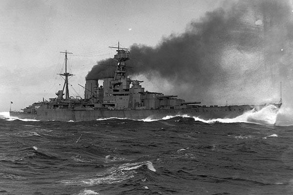 Линейный крейсер «Худ»