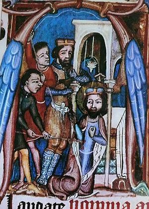 Убийство короля Вацлава