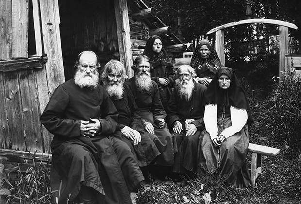 Старообрядцы в Российской империи, 1897 год