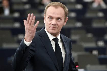 Глава Евросовета анонсировал продление антироссийских санкций