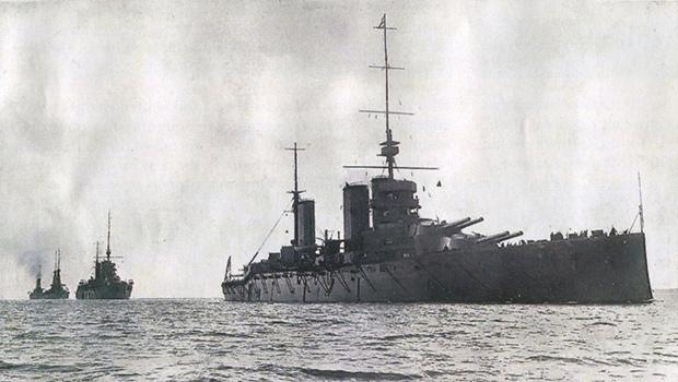 «Великолепные кошки»: линейные крейсеры «Лайон», «Принцесс Ройял» и «Нью Зиланд»