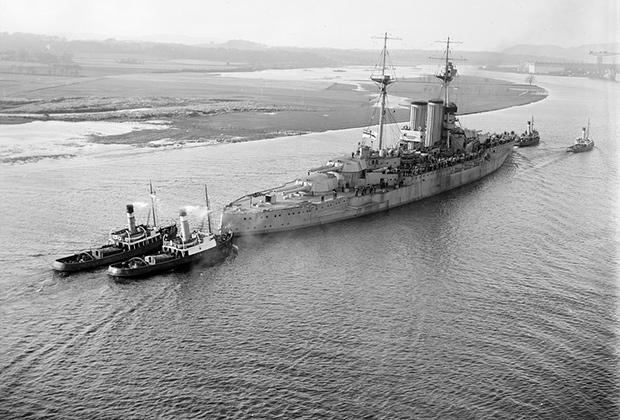 Линейный корабль «Бархэм»