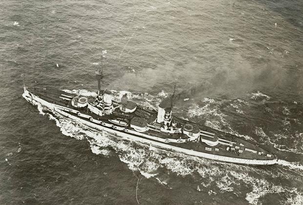 Линейный корабль «Фридрих дер Гроссе»