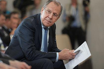 Лавров прокомментировал свою знаменитую фразу «дебилы,…»